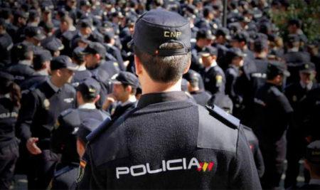 CONVOCATORIA POLICÍA NACIONAL BÁSICA 2019