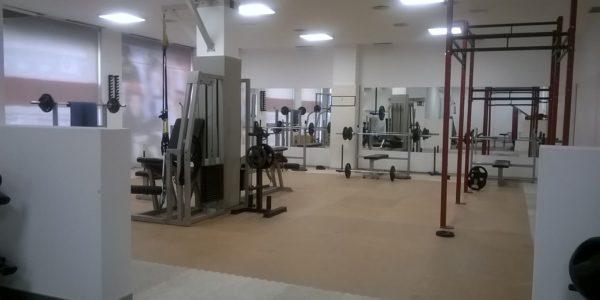 Instalaciones deportivas San Ildefonso Centros