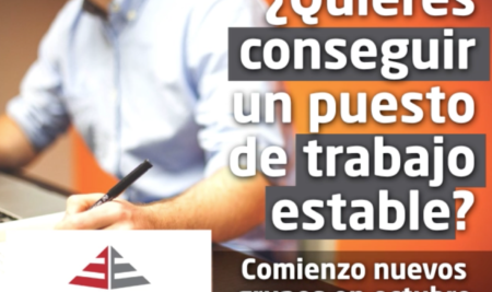 Tu oportunidad para encontrar un trabajo estable
