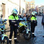 Policía Local de Sevilla © Ayuntamiento de Sevilla